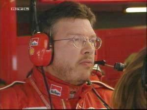 Ross Brawn (GP Deutschland 2000)